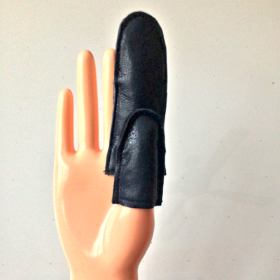 Blue Oyster Finger pad